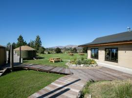 Oasis Yurt Lodge