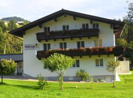 Gästehaus Walpurga, Russbach am Pass Gschütt (Gseng yakınında)