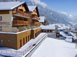Berg-Spa & Hotel Zamangspitze