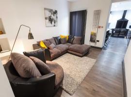 Stylish Six Bedroom House