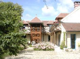 Le Clos Fleuri, Bois-le-Roi (рядом с городом Fontaine-le-Port)