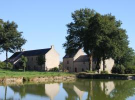 Domaine de Bobehec, La Vraie-Croix (рядом с городом Larré)