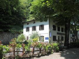 Locanda Dei Baroni - Antica Dimora, Камальдоли