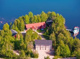 Rantahotelli Uitonniemi, Kemijärvi