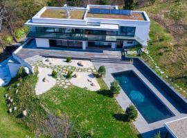 Villa Number 3 Montreux
