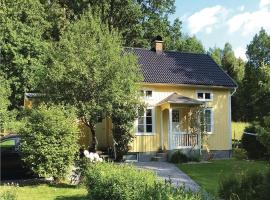 Two-Bedroom Holiday Home in Vegby