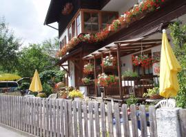 Gaestehaus Richter, Oberammergau