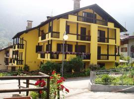 Residence Erika, Strembo (Spiazzo yakınında)