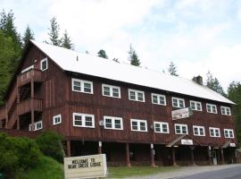 Bear Creek Lodge, Mount Spokane