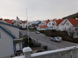 Skärhamn with a beautiful view