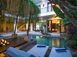 Apple Villas & Apartments, Керобокан
