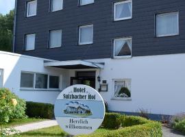 Landhotel Sulzbacher Hof, Frankfurt/Main (Schwalbach am Taunus yakınında)