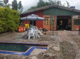 Casa Vacacional en Chinauta La Milena