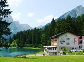 Berghotel Obersee, Näfels (Glarus yakınında)