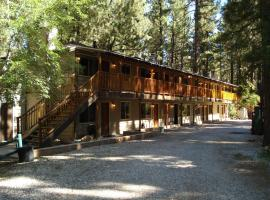 Goldmine Lodge & Black Bear Cottages