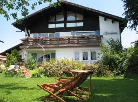 Gästehaus Alpenland, Halblech (Buching yakınında)