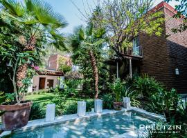 10 geriausių viešbučių mieste Malinalkas, Meksikoje (nuo € 25)