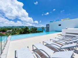 Coco Fair 2BR 2BA a romantic nest on St Maarten