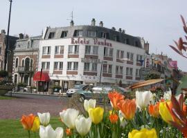 Le Relais Vauban, Абвиль (рядом с городом Neufmoulin)