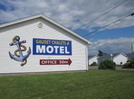 Gaudet Motel, Shediac (Near Haute-Aboujagane)