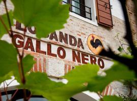 Al Gallo Nero, Borgoricco (Sant'Angelo yakınında)