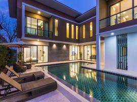 Pim VVIP Pool Villa