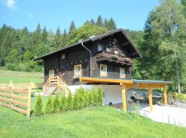 Ferienhaus Waldheim, Flachau (Sinnhuber yakınında)