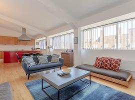 2 Bedroom Loft Near Edgware Road