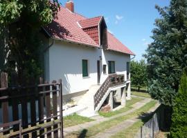 Andrea Apartman Alsópáhok, Альшопахок (рядом с городом Felsőpáhok)