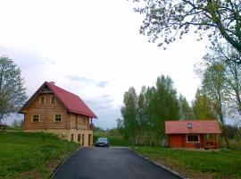 Tigete Holiday Cottage, Lootvina (Kastre yakınında)