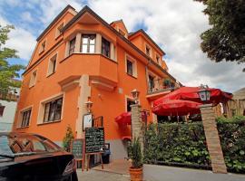 Hotel Villa Toscana, Gersthofen (Gebenhofen yakınında)