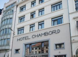 Hotel Chambord 3 Stelle