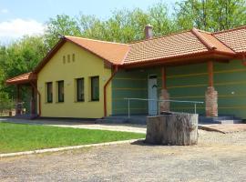 Farkasverem Vendégház, Nyírtura (рядом с городом Nyírbogdány)