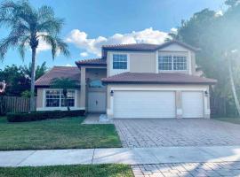 Spacious Modern Home in Miami