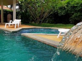 Villa Kalootcho piscine jacuzzi
