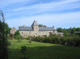 Château de Bonabry, Hillion (рядом с городом Morieux)