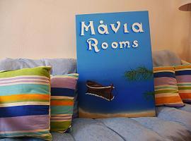 Mania Rooms and Studios, Poros