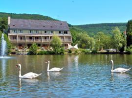 Hotel Du Lac, Гебвиллер (рядом с городом Lautenbachzell)