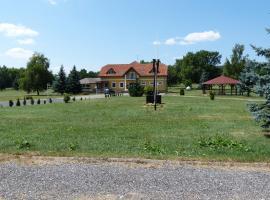 Tó Panzió, Bajánsenye (рядом с городом Kercaszomor)