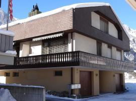 Apartment Birkenstrasse 70/2
