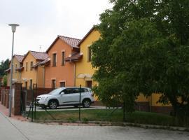 Penzion Orion, Slaný (Třebíz yakınında)