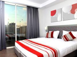 Maris Hotel, Haifa