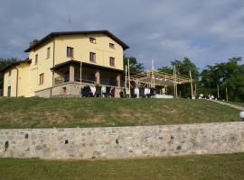 Locanda Del Barco, Cassano Spinola (Sant' Agata fossili yakınında)