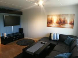 Great apartment, close to Lillestrøm, Oslo and Norway Trading Fair