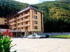 Olymp Hotel, Teteven (Cherni Vit yakınında)