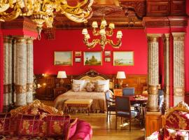 Trezzini Palace Boutique Hotel