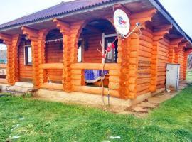 Уютный дом с баней на берегу озера