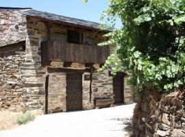 Hotel Rural Santa Cruz, Santa Cruz de los Cuérragos (Figueruela de Arriba yakınında)
