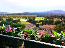 T2 belle vue Golf Pont-Royal