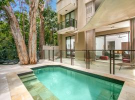 Temple Luxury With Private Pool At Palm Cove